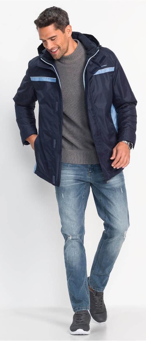 Pánská sportovní zimní bunda