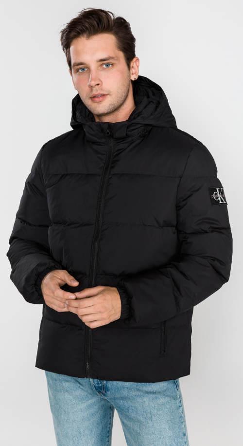 Pánská zimní bunda Calvin Klein ve slevě