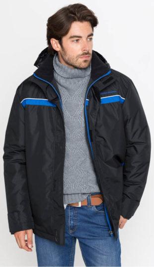 Pánská zimní bunda s teplým vatováním