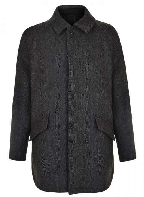 Pánský kabát DKNY s výraznou slevou