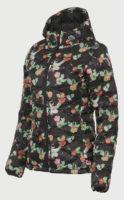Květinová dámská zimní bunda Alpine Pro