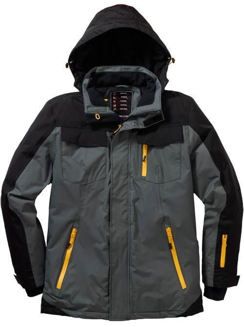 Nepromokavá pánská zimní outdoorová bunda