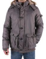 Pánská zimní bunda Eight2nine s velkými kapsami