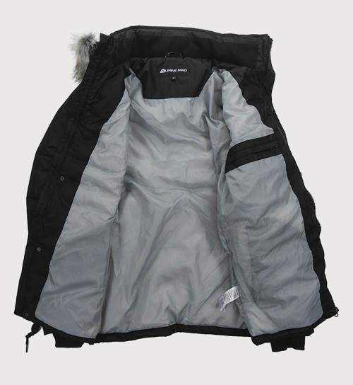 Teplá zimní bunda na hory Alpine Pro
