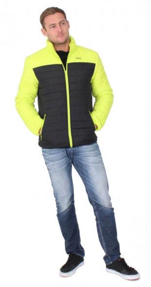 Pánská zimní bunda Lee Cooper s velkou slevou
