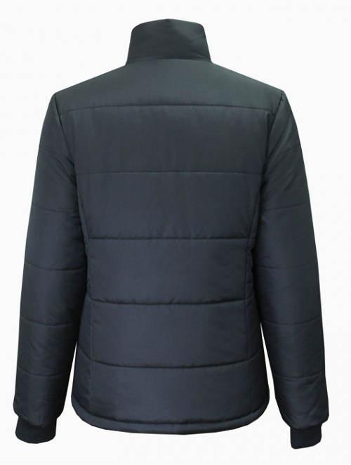 Výprodejová dámská černá zimní bunda