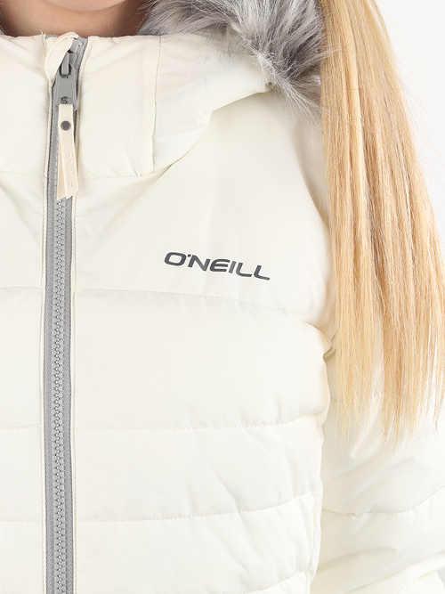 Bílá dámská zimní bunda O´Neill