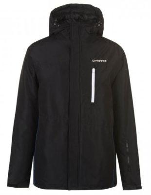 Černá pánská lyžařská bunda výprodej
