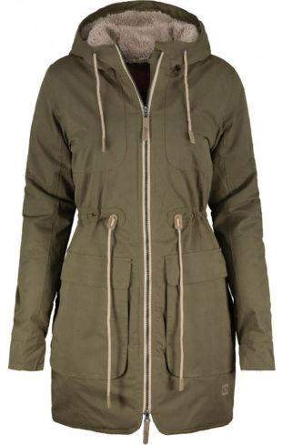Delší dámská zimní bunda LOAP NOELA