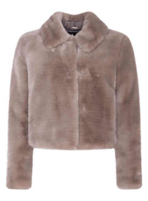 Dámský zimní kabátek na ples