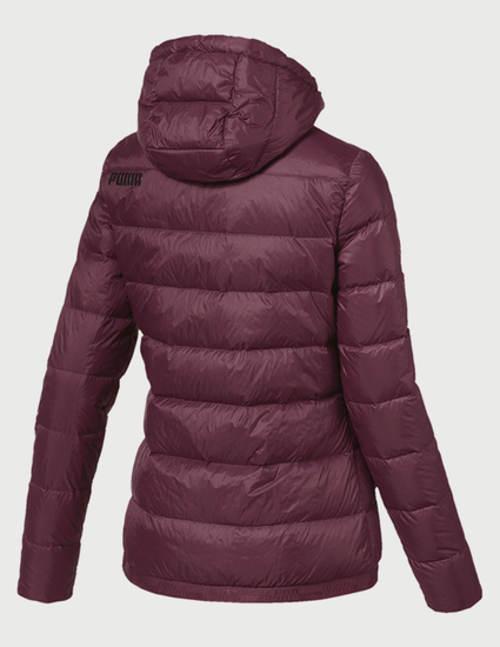 Sportovní dámská bunda fialové barvy