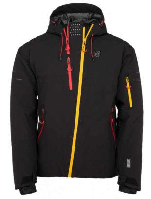 Výprodejová pánská lyžařská bunda Kilpi nadměrných velikostí