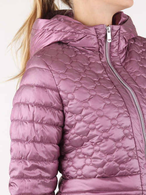 Elegantní zimní bunda do města
