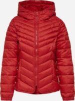 Dětská červená prošívaná zimní bunda About You