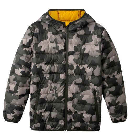 Dětská zimní army bunda