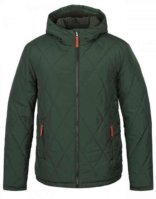 Pánská zelená zimní bunda Loap