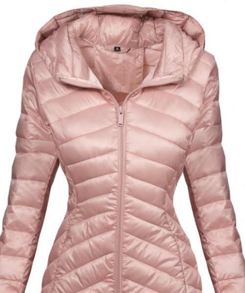 Moderní dámská zimní bunda Marisia
