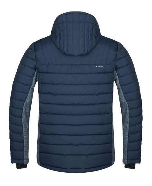 Modrá lyžařská pánská zimní bunda Loap