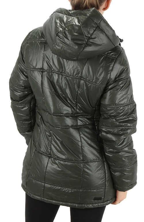 Zlevněná dámská zimní outdoorová bunda