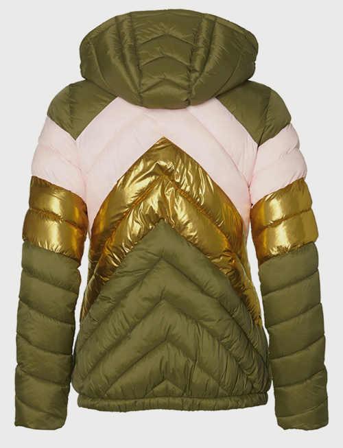 Moderní dámská zimní bunda za výprodejovou cenu