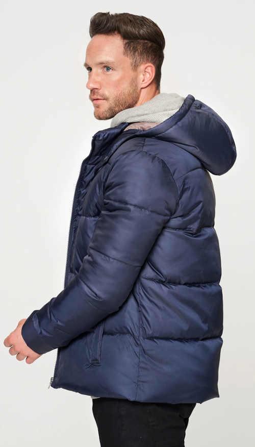 Pánská zimní bunda About You výprodej