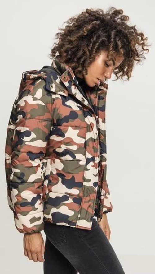 Army zimní bunda pro mladé dívky