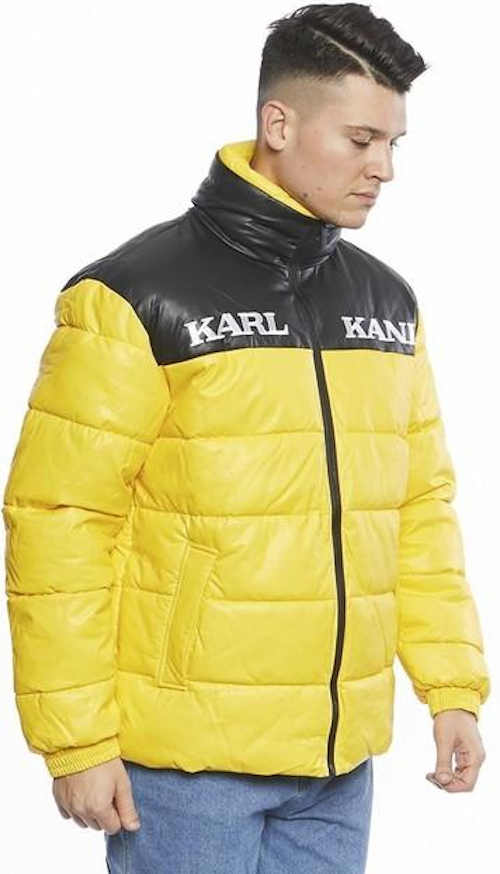 Jedinečná bunda moderního vzhledu z nové kolekce
