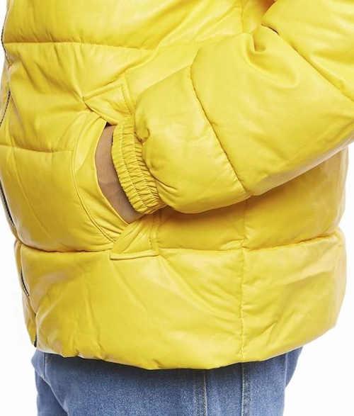 Stylová pánská bunda  s hřejivou výplní