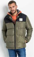 Pánská zimní bunda z kvalitního nepromokavého materiálu