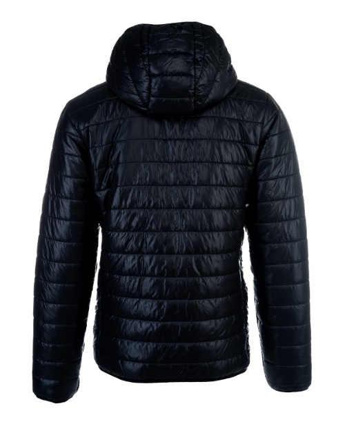 Sportovní pánská zimní bunda s kapucí