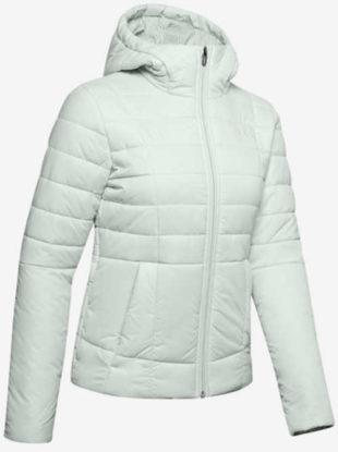 Dámská sportovní zimní bunda s technologiemi