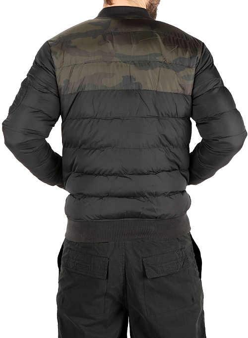Lehčí pánská zimní bunda
