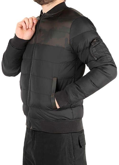 Značková pánská zimní bunda výprodej