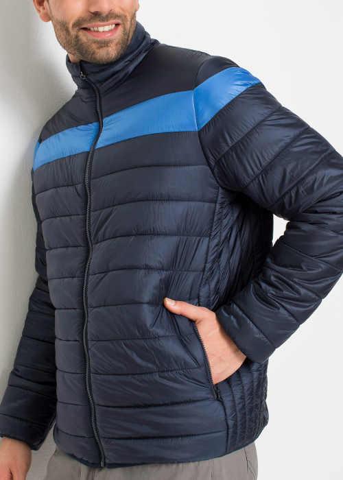 Lehčí pánská zimní bunda Bonprix