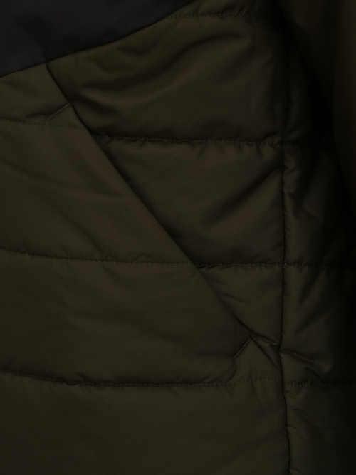 Kvalitní a nadčasová pánská prošívaná zimní bunda