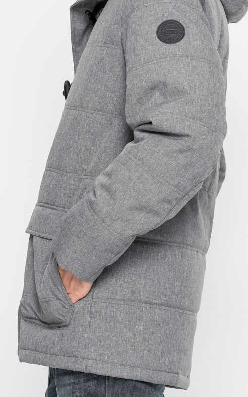 funkční a stylová zimní pánská bunda