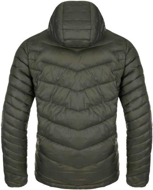 nepromokavá prošívaná zimní bunda pro pány