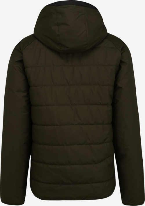 prošívaná zimní pánská bunda do pasu
