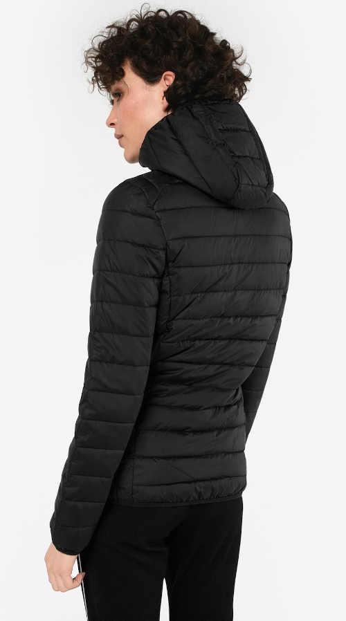 sportovní dámská zimní černá bunda