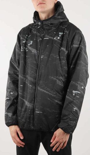 Pánská bunda z kvalitního materiálu v moderním designu