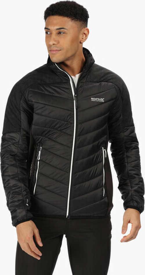 Pánská zateplená a voděodolná zimní bunda ve sportovním střihu
