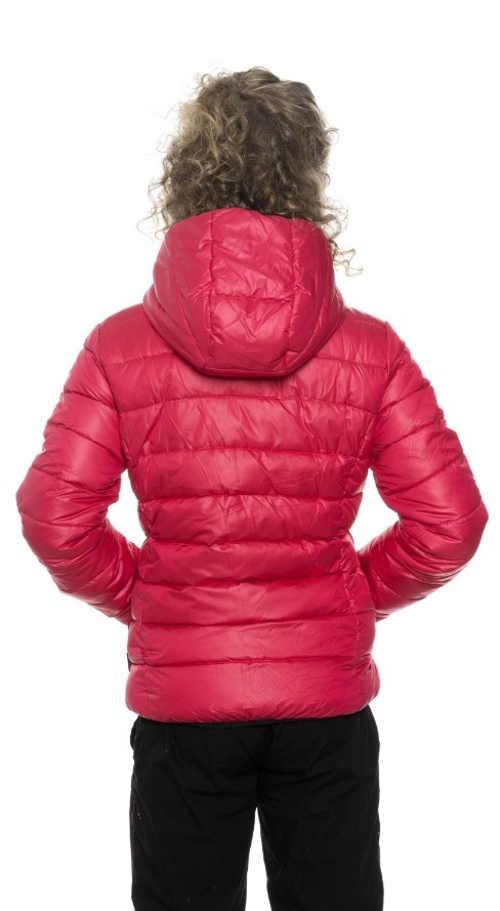 dívčí prošívaná zimní bunda ve 3 různých barvách