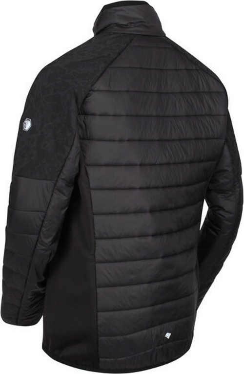 krátká pánská bunda z kvalitního a odolného materiálu