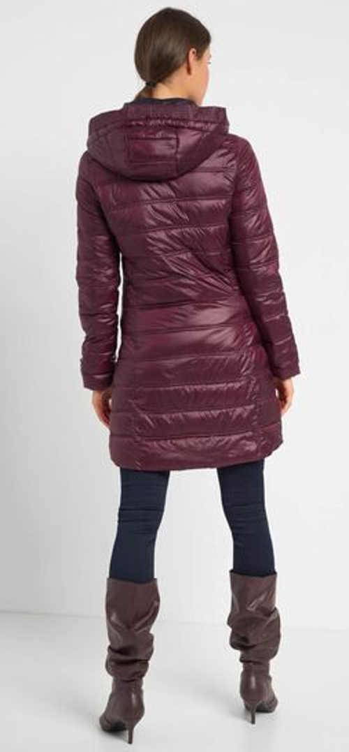 moderní dámská bunda ve dvou barevných variantách