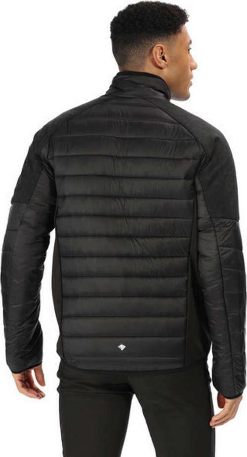 moderní pánská zateplená bunda do pasu