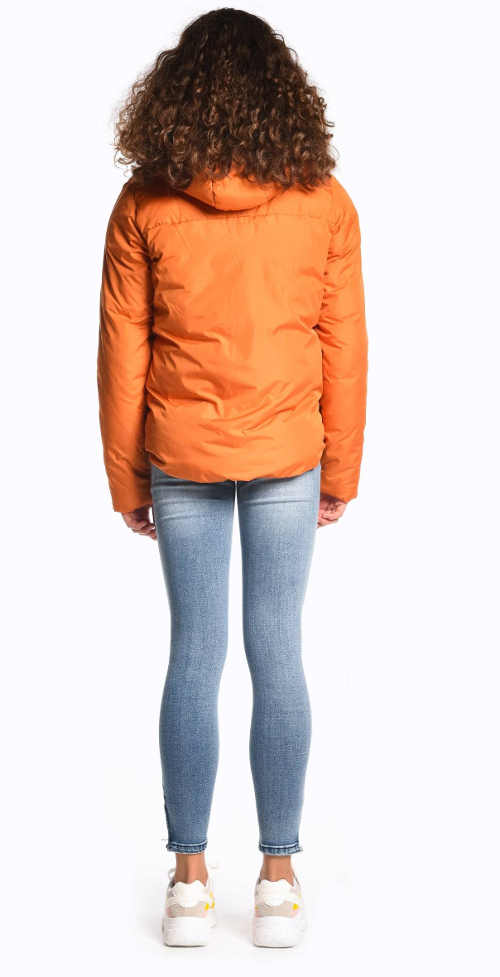 praktická vatovaná zimní bunda