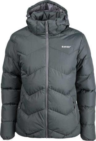 Kvalitní dámská zimní bunda sportovního střihu do města i na lyže