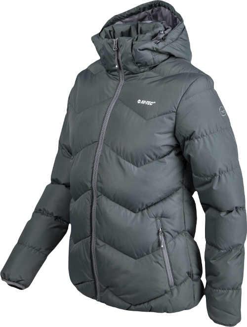 moderní prošívaná bunda nejen na hory