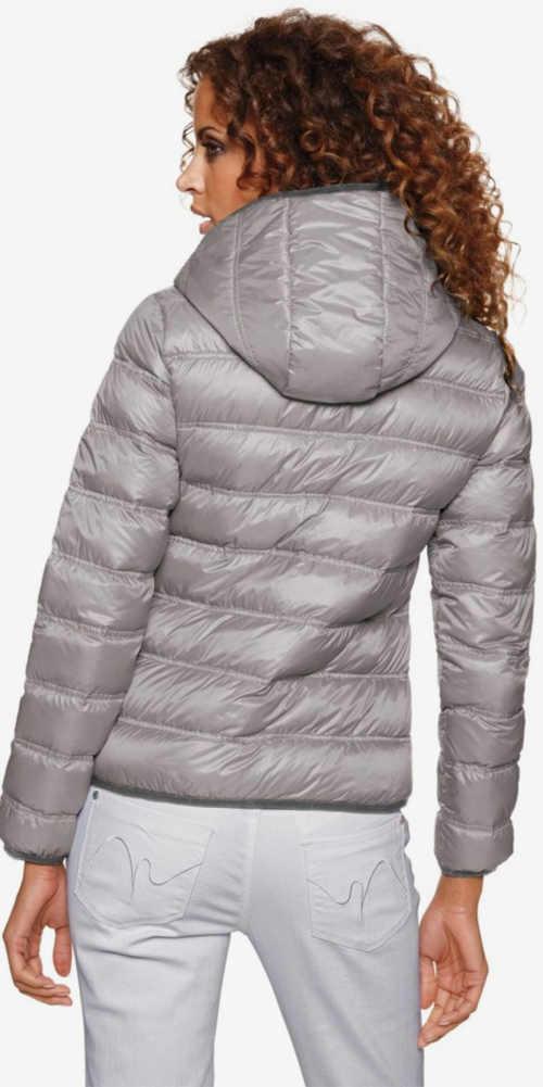 Trendy dámská zimní bunda pro mladé
