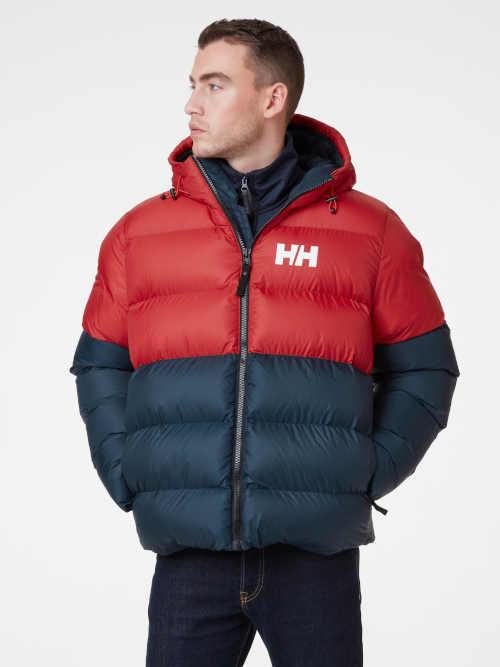 Prošívaná krátká bunda z kvalitního a odolného materiálu